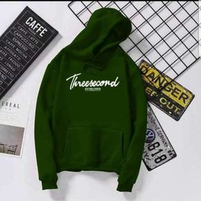 sweater hoodie three second