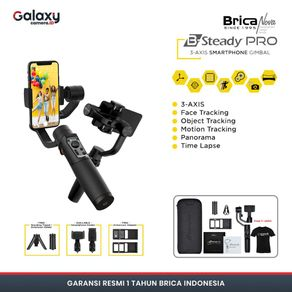 Brica B-Steady PRO 3 Axis Stabilizer Smartphone Gimbal