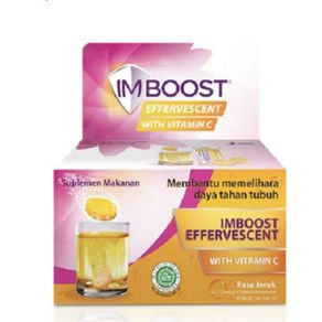 Imboost Effervescent isi 8 tablet/box