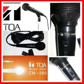 Toa ZM-260 Microphone