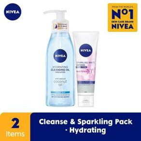 NIVEA Hydrating Cleansing Oil