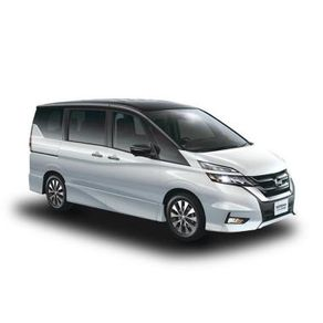 Nissan All New Serena 2.0 HWS Two Tone & White Mobil