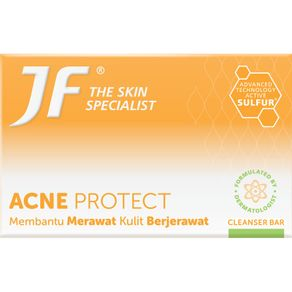 JF Acne Protect Cleanser Bar