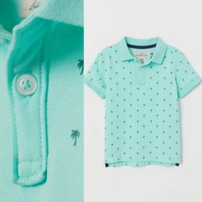 H&M polo shirt tosca kids SALE